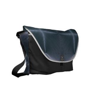 Blue Diamonds Courier Bag