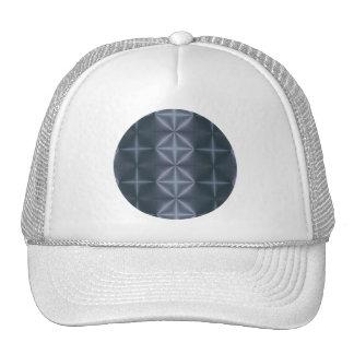 Blue Diamonds Trucker Hats