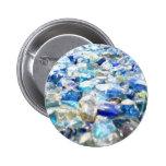 Blue-diamonds Pins