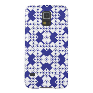 Blue Dice Case For Galaxy S5
