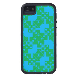 Blue Dice Case For iPhone SE/5/5s