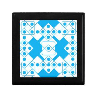 Blue Dice Gift Box