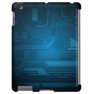 Blue Digital Binary Code Technology  Style