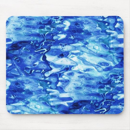 blue_dimple_glass mouse pad