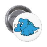 Blue Dino Button