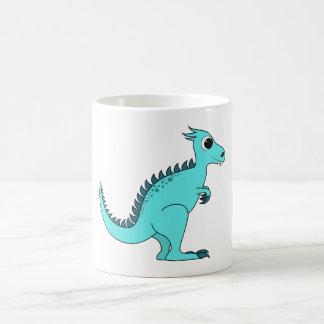 Blue Dinosaur Coffee Mug