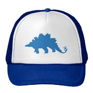Blue Dinosaur Trucker Hat