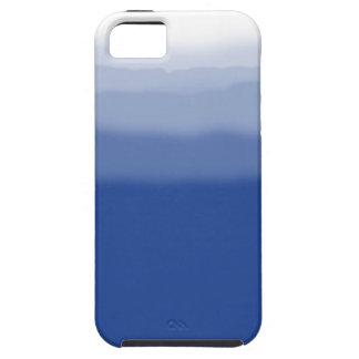 Blue Dip Dye iPhone 5 Case