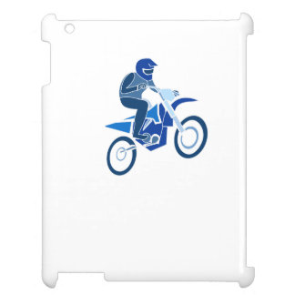 Blue Dirk Biker Cover For The iPad 2 3 4