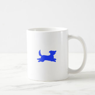 Blue Dog Coffee Mug
