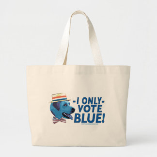 Blue Dog Democrat Bag