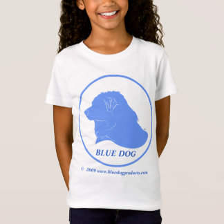 Blue Dog Democrat Bark On T-Shirt