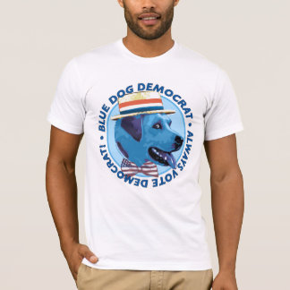 Blue Dog Democrat Shirt