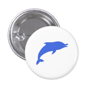 Blue Dolphin Pins