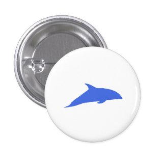 Blue Dolphin Pin