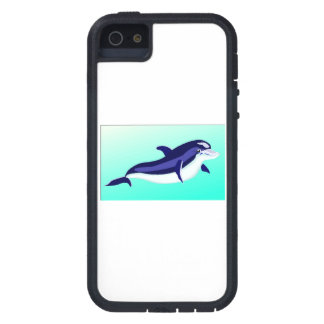 Blue Dolphin iPhone 5/5S Cover