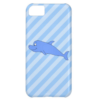 Blue Dolphin iPhone 5C Cover