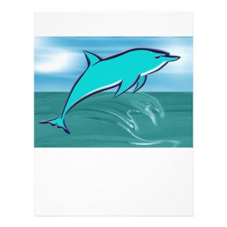 Blue Dolphin Flyer