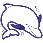 Blue Dolphin Hoody
