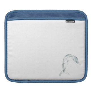 Blue Dolphin iPad Sleeve