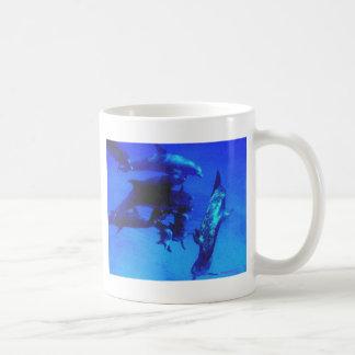 Blue Dolphins (BiMiNi) Coffee Mug