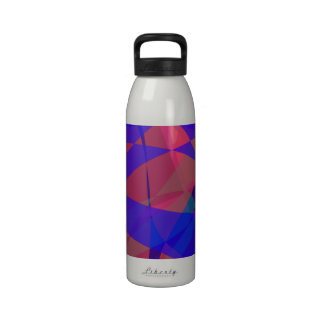 Blue Domination Water Bottle