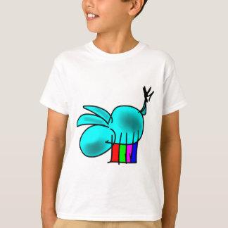 blue donkey T-Shirt