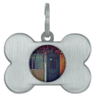 Blue Door Pet Tags