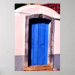 Rural Portugal Door Poster