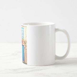 Blue-doors-321 Coffee Mug