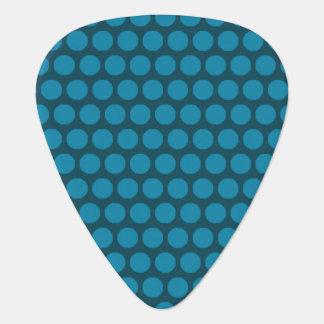 Blue Dot Blue Pick Standard