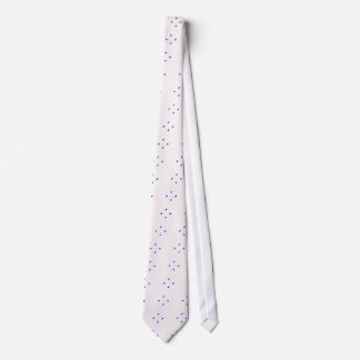 Blue Dots necktie