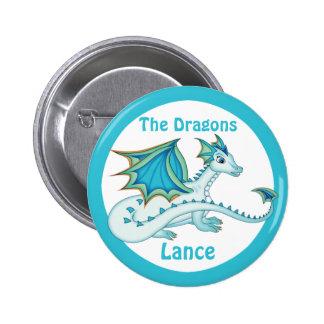 Blue Dragon Button