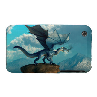 Blue Dragon iPhone 3 Cases