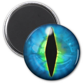Blue Dragon Eye Magnet