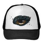 Blue Dragon Eye Trucker Hat