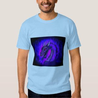 Blue Dragon Fire T-Shirt