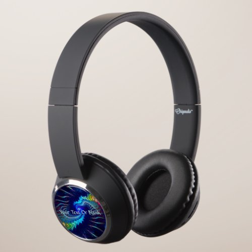 Blue Dragon Headphones