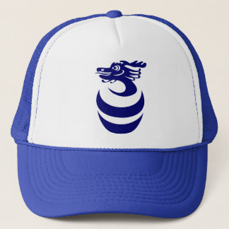 Blue Dragon in Egg Hat