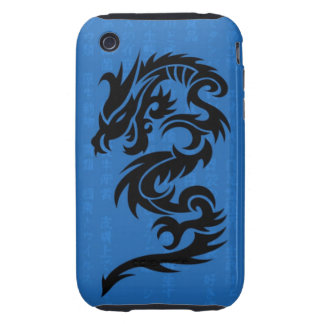 Blue Dragon iPhone 3G/3GS Case-Mate Tough™ iPhone 3 Tough Covers