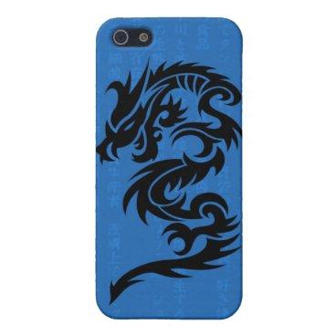 Blue Dragon iPhone 4/4S Speck Case