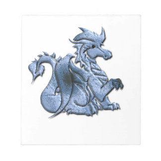 Blue Dragon  Notepad