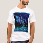 BLUE DRAGON ON WATER T-Shirt