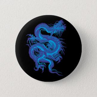 blue.dragon pinback button