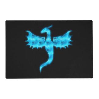 Blue Dragon Placemat