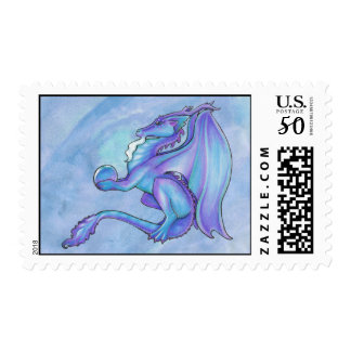 Blue Dragon Postage
