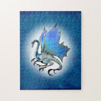 Blue Dragon Puzzle