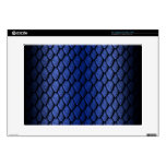 "Blue Dragon Scales 15"" Laptop Skin"