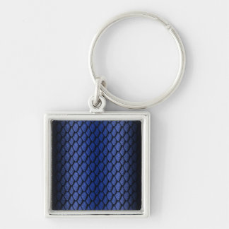 Blue Dragon Scales Key Chains