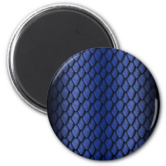 Blue Dragon Scales Magnets